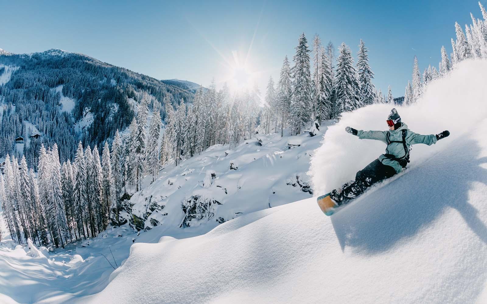Nitro Snowboards Powder Traum